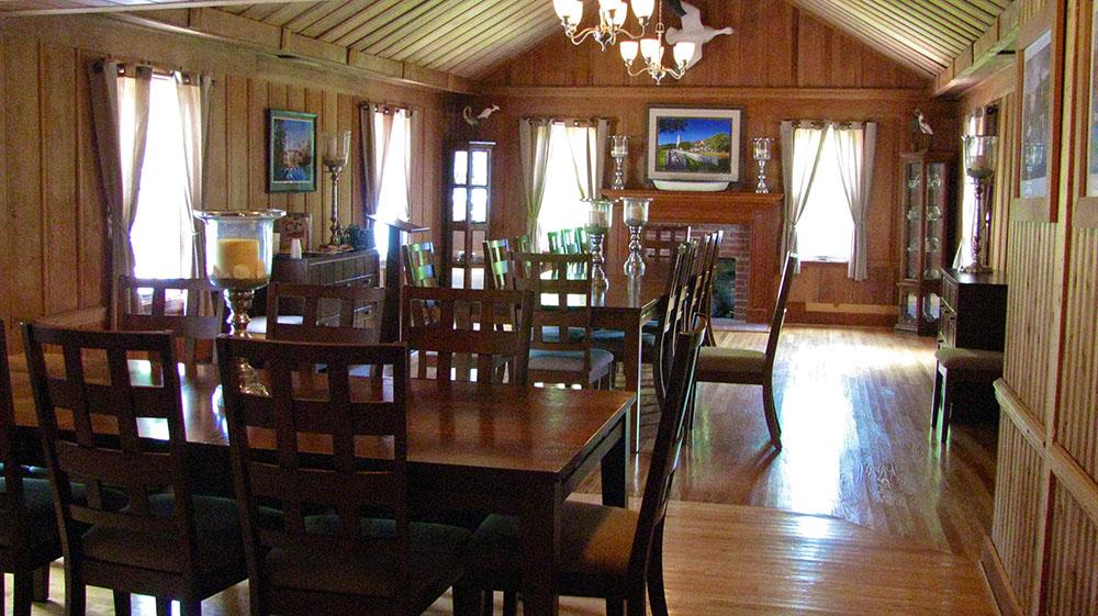 the berkley manor exterior dining room 2