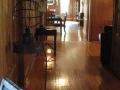 the berkley manor hallway