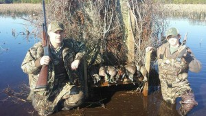 Mixed Bag Impoundment Duck Hunt